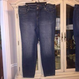 Torrid Premium stretch Skinny Jeans 22R